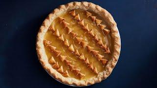 Tart Lemon Pie | NYT Cooking