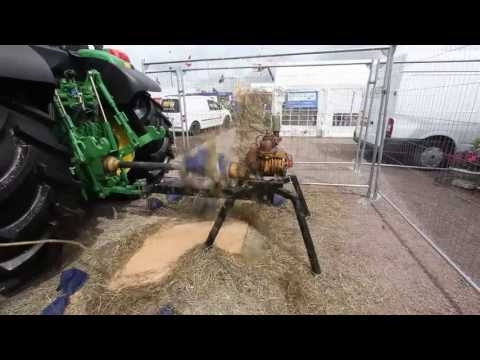 PTO Demonstration at Balmoral Show 2013