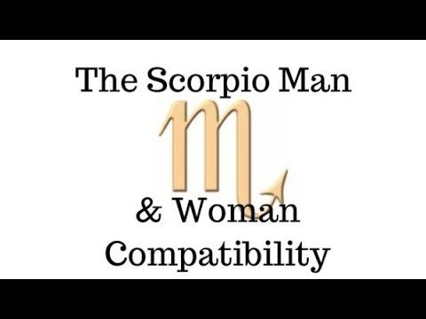 Scorpio Man And Scorpio Woman Compatibility
