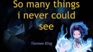 Shaman King - English Opening Lyrics