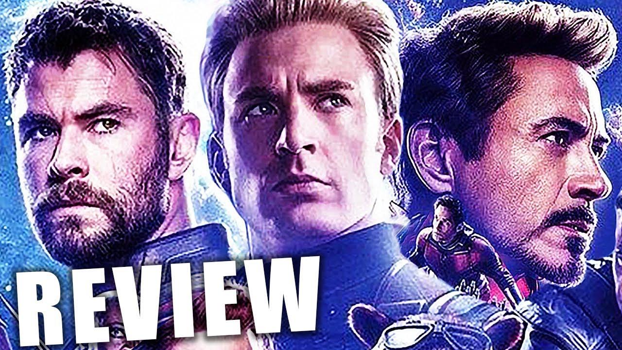 Avengers Endgame Ende