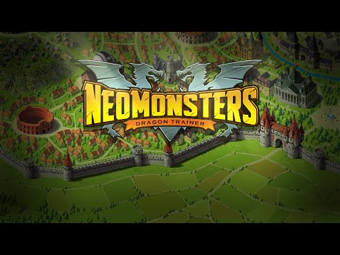 Neo Monsters: iOS iPad Air 2 & Android Gameplay