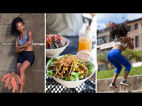 Secrets to Staying FIT While Traveling | What I Eat in A Day Nashville {VEGAN}