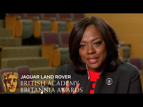 Thumbnail: Viola Davis on the one role Meryl Streep will never play - 2015 British Academy Britannia Awards