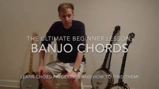 "Free Ultimate ""Beginner Banjo: Chord Lesson"" Mp3"