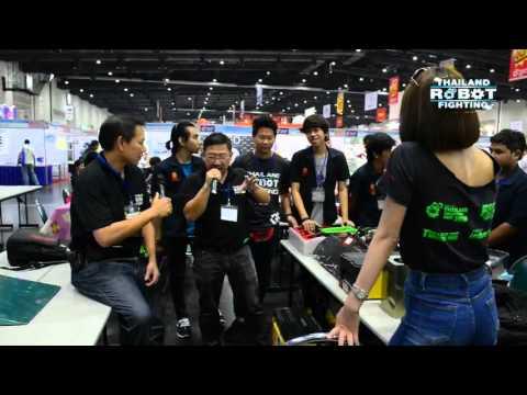 Thailand Robot Fighting Live