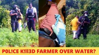 P0l1ze $H@TT & K!llEED Farmer Over WATER D!$PUTE So Residents BUNN DUNG His Girlfriend HOUSE & Car