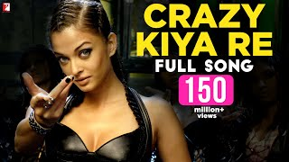 Download Crazy Kiya Re - Full Song | Dhoom:2 | Hrithik Roshan | Aishwarya Rai MP3 song and Music Video