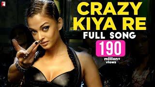 Download Crazy Kiya Re - Full Song | Dhoom:2 | Hrithik Roshan | Aishwarya Rai | Sunidhi Chauhan Mp3 and Videos