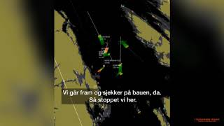 Radio and Radar HNM Helge Ingstad collision TRANSLATED