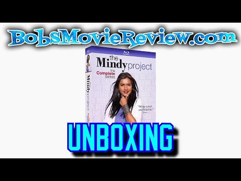 The Mindy Project: The Complete Series Blu-Ray Unboxing