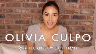 My Everyday Skincare Regimen I Olivia Culpo
