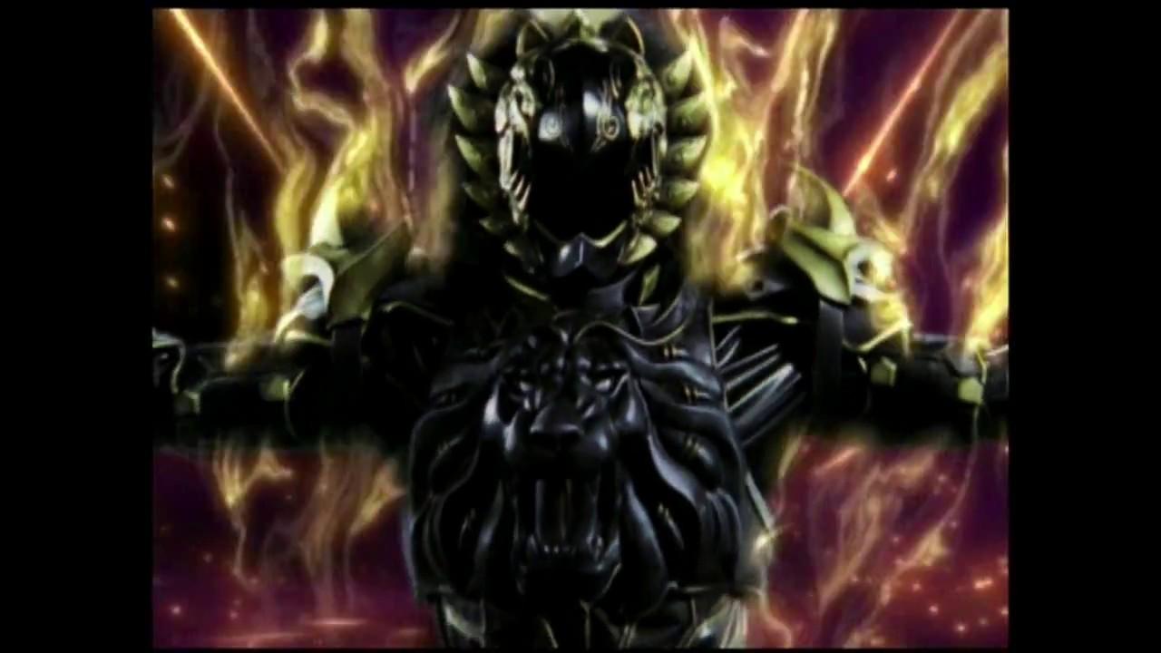 Power Rangers Jungle Fury - Black Lion Warrior Attack ...