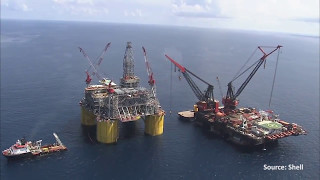 The 5 Largest Offshore Platforms of the World thumbnail