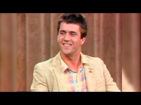 Mel Gibson talks about 'Gallipoli' on The Mike Walsh Show, 1981