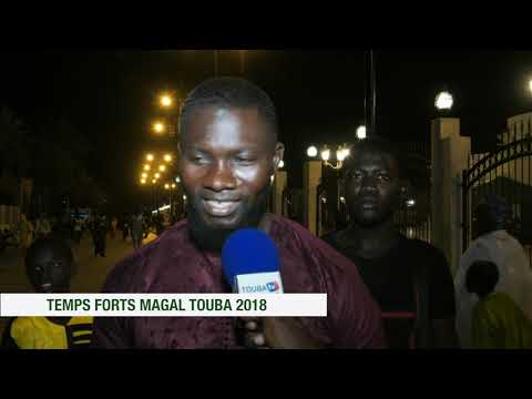 Temps forts magal touba