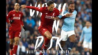 """Virgil Van Dijk l """"World Best CB"""" 18/19 ( Tackles,Goal,Skills)"""