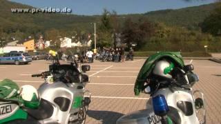 02.10.2011 - B37 Neckargemünd - Motorrad Schwerpunktkontrolle