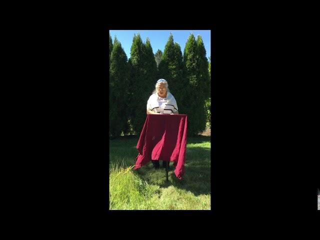 Yom Kippur Torah Reading: Aliyah #6
