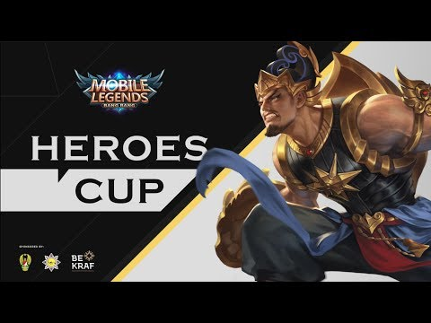 TNI Angkatan Darat x AMPI - Heroes Cup - Grand Final - Saints Indo vs RRQ.O2 - BO3 @KB