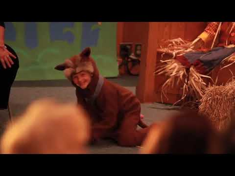 "Princeton Junior School's Production of ""The Wizard of Oz"""