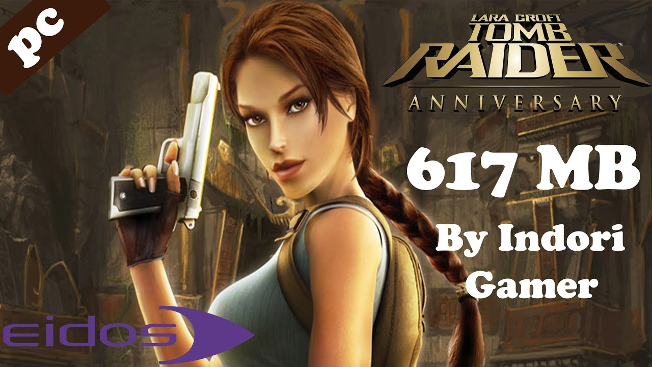 tomb raider anniversary game for pc free download
