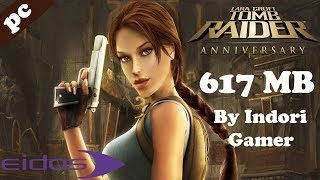 HOW TO DOWNLOAD TOMB RAIDER ANNIVERSARY GAME FOR PC 617 MB! NO SURVEY