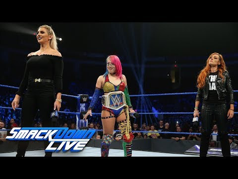 Lynch and Flair want the next SmackDown Women's Title Match: SmackDown LIVE, Dec. 18, 2018 thumbnail