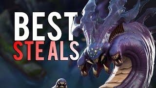 best worlds steals 2016   league of legends