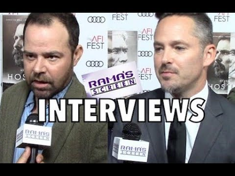 My 'HOSTILES' Premiere s with Rory Cochrane, Scott Cooper, And More!