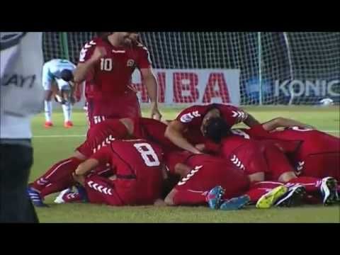 Afghanistan National Football Team Top 5 Goals