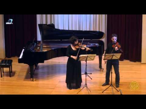 Editions Musica Ferrum concert 29 Nov 2014