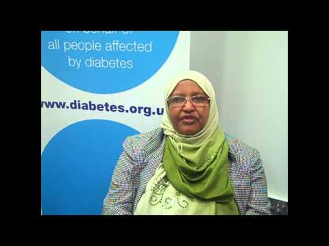 Diabetes UK - Sahra and Ramadan