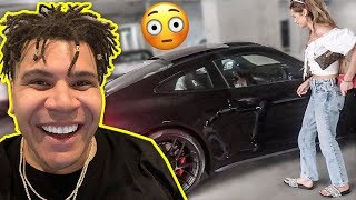 I SURPRISED HER WITH HER DREAM $200,000 CAR!!