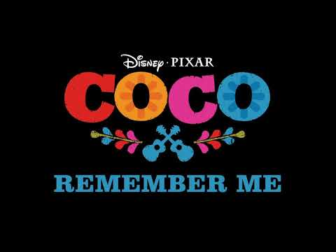 Coco - Remember Me (Ernesto De La Cruz) (Official Instrumental)