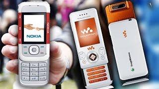 Los celulares de tu infancia que ya no existen