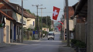 WC-2018: Fans in Kosovo celebrate Swiss victory over Serbia