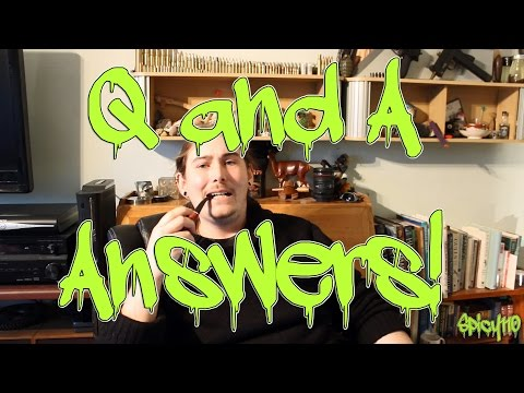 Q and A Answers!
