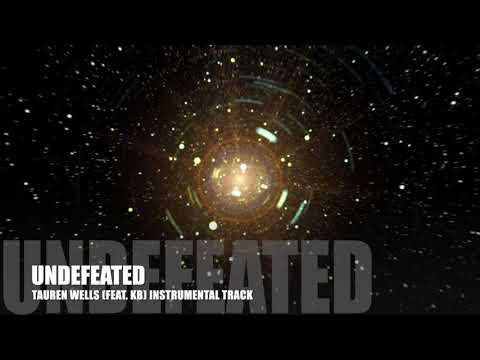 Tauren Wells - Undefeated (feat. KB) Instrumental Track