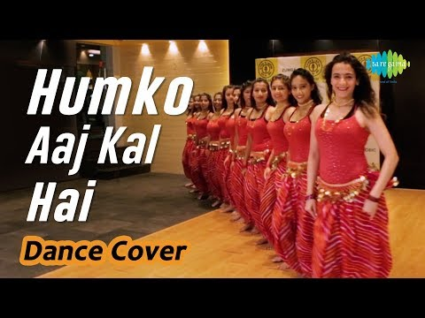 Humko Aaj Kal Hai |The Belly Dance Girls | Dance Cover By Stepz Studio | Madhuri Dixit | Sailaab