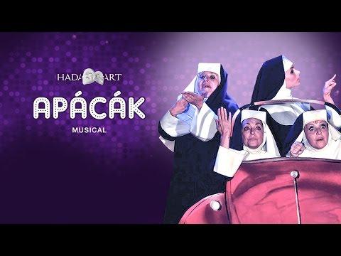 Hadart Színház - Apácák c. előadás ajánló