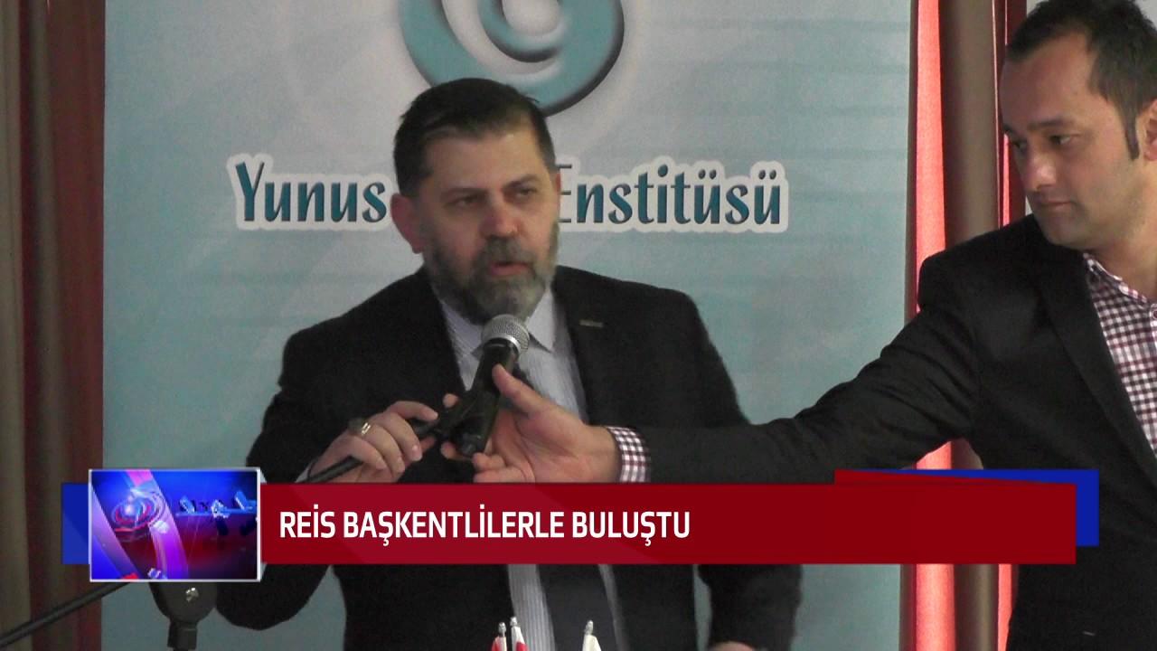 Reis filminde Erdoğan'ı canlandıran Reha Beyoğlu Lefkoşa'da sevenleri ile buluştu