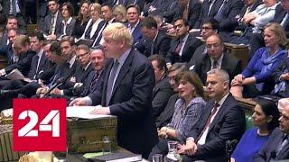 Джонсон написал Туску письмо с просьбой отсрочить Brexit до 31 января 2020 года - Россия 24