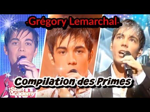 Star Academy 4  Compilation des Primes de Grégory Lemarchal