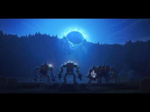 Экзомехи VS Инопланетные жуки. Часть-1. \ Любовь, смерть и роботы Love, Death & Robots