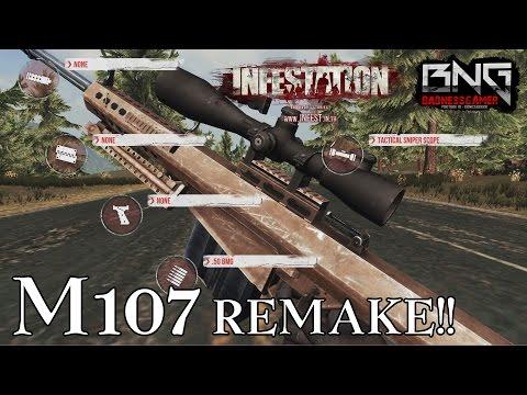 BNG:Infestation Review # M107 Remake ใหม่ ไฉไลกว่าเดิม