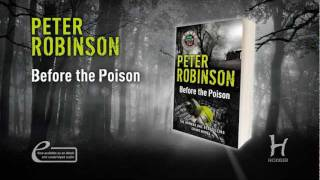 BEFORE THE POISON, by Peter Robinson (Book Trailer) - Hodder & Stoughton