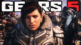 Gears of War 5 E3 2018 - Cinematic Official Gameplay Trailer! (Gears 5 E3 2018)