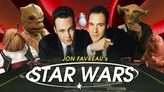 Jon Favreau's Live Action Star Wars Series [TRAILER]