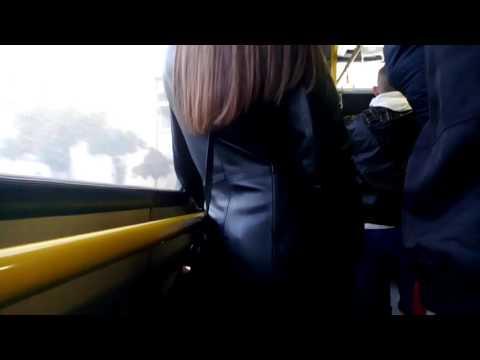 Athens Bus Riding:Volvo B7LA